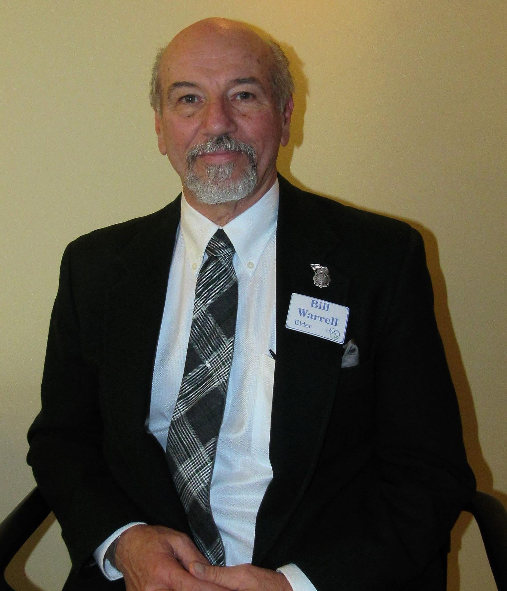 Bill Warrell